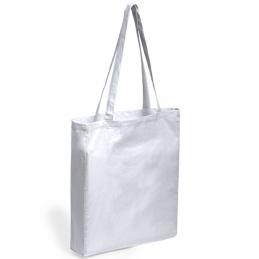 Coina -sacosa bunbac cu pliu AP781563-01, alb