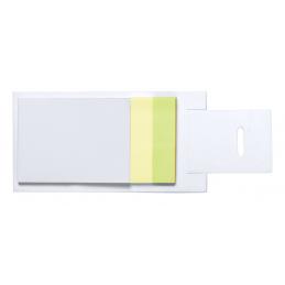 Novich -suport pentru notite si adezive  AP781894-01, alb