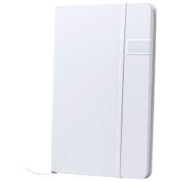 Boltuk - carnețel cu memorie USB AP721140-01, alb