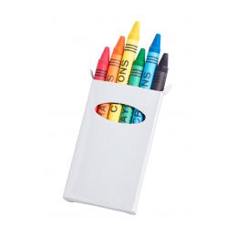 Tune - set creionae cerate AP731350-01, alb