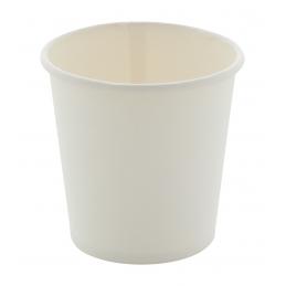 Papcap S - pahar de hârtie, 120 ml AP808906-01, alb