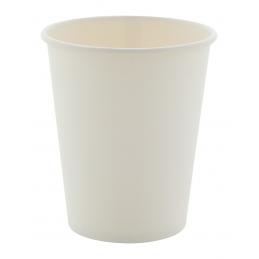 Papcap M - pahar de hârtie, 240 ml AP808907-01, alb