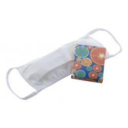 CreaBox Mask B - cutie personalizată AP718630-01, alb