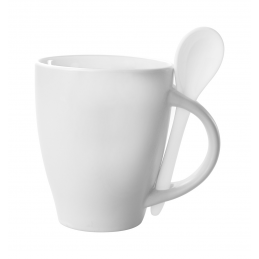 Spoon - cana AP862000-01, alb