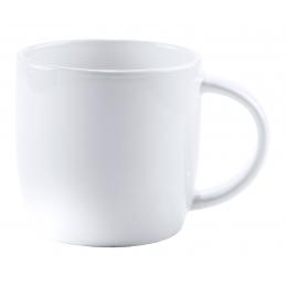 Tarbox - cană ceramica 380 ml AP741644-01, alb