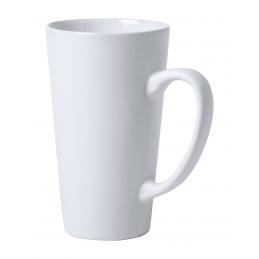 Korpus - Cana ceramica inalta 480 ml AP721409-01, alb