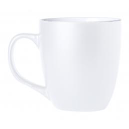 Mabery - Cană 400 ml AP781794-01, alb