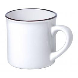 Sinor - cană ceramica Vintage 300 ml AP781793-01, alb