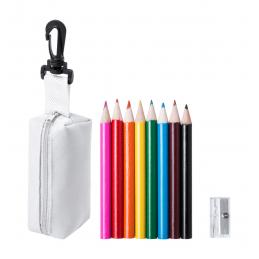 Migal - set creioane colorate AP781272-01, alb