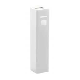 Thazer - Baterie externă USB AP741469-01, alb