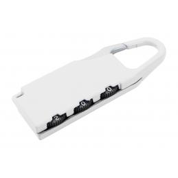 Zanex - lacăt bagaje AP741366-01, alb