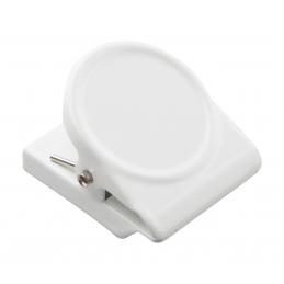 MagNote - clips notiţe AP809540-01, alb
