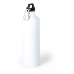 Delby - sticlă sport metalica 800 ml AP781659-01, alb