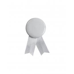 Solidario - insignă AP731257-01, alb