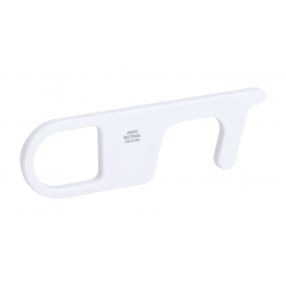 Riken - anti-bacterial hygiene key AP721797-01, alb