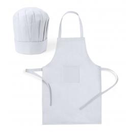 Legox - set chef pentru copii AP741622-01, alb