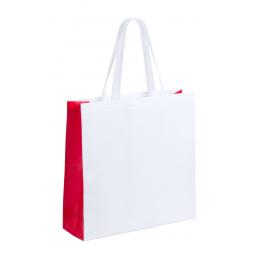 Decal - geantă cumpărături AP741903-05, alb