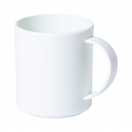 Pioka - mug AP721818-01, alb