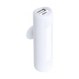 Khatim - baterie externă USB AP741468-01, alb