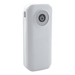 Harubax - baterie externă 4000 AP741933-01, alb