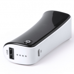 Versile -power bank with 2000 mAh  AP781486-01, alb