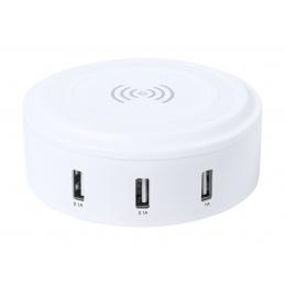 Mandux - încărcător wireless AP721033-01, alb