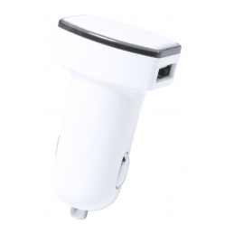 Breter - Incarcator auto si GPS tracker  AP781922-01, alb