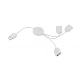 POD - hub USB AP791402-01, alb