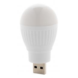 Kinser - lampă USB AP741763-01, alb