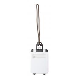 Glasgow - etichetă bagaje AP800376-01, alb