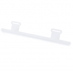 Kabiz - Plastic license plate frame -  AP781474, alb