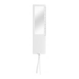 Okam - riglă cu lupă AP791346-01, alb