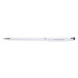 Alfil -pix plastic subtire cu touch AP721015-01, alb