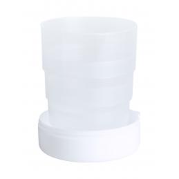 Berty - pahar pliabil AP721200-01, alb