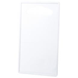 Baria - placă tocător AP791809-01, alb
