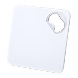 Olmux Desfacator sticla si suport pahar -  AP781764-01, alb