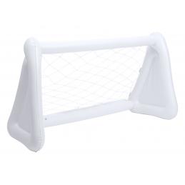 Bentul - poartă de fotbal gonflabilă AP781451-01, alb