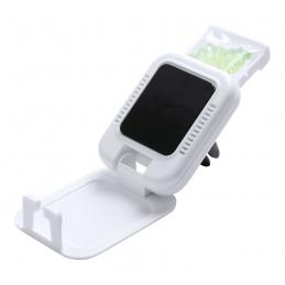Rafum - suport telefon cu odorizant auto AP781172-01, alb