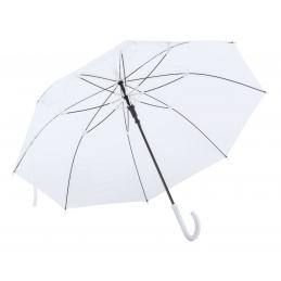 Fantux -Umbrela transparenta  AP721056-01, alb