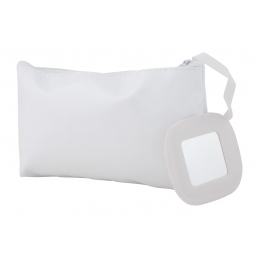 Xan - geantă cosmetice AP791458-01, alb