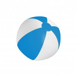 Playo - minge de plaja (ø28 cm) AP781978-01-06, alb