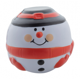 Snowman - minge antistres AP809506, alb