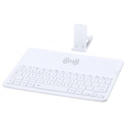 Roktum - tastatură cu bluetooth AP721104-01, alb