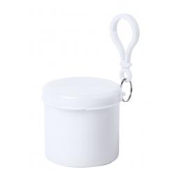 Birtox - pelerină ploaie AP721580-01, alb