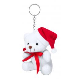 Glenda - breloc ursuleț AP781106-01, alb