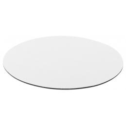 Roland - mousepad rotund AP781682-01, alb