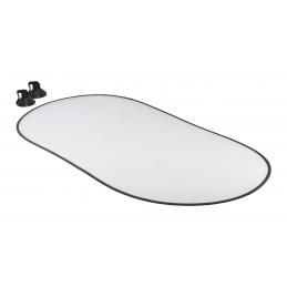 Subowind - parasolar - sublimare AP809486-01, alb