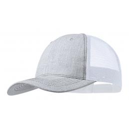 Danix - șapcă baseball AP721729-01, alb