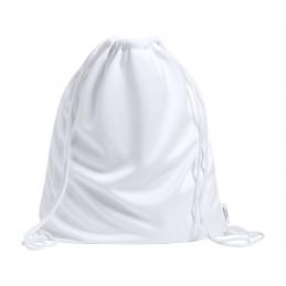 Trecel - anti-bacterial drawstring bag AP721790-01, alb