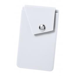 Lepol - Suport card pe telefon AP781789-01, alb